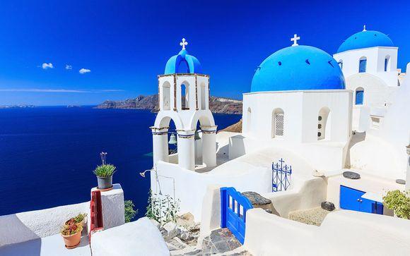 Alla scoperta di Atene e delle Cicladi