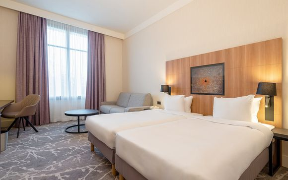 Radisson Blu Hotel Paris Marne-la-Vallee 4*