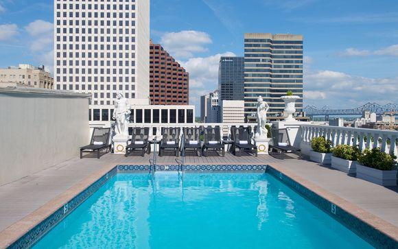 Le Pavillon Hotel 4* New Orleans