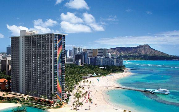 Hilton Waikiki Beach o similare