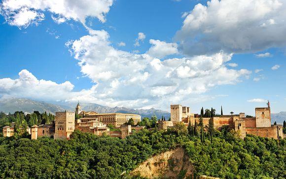 Alla scoperta di Granada e Siviglia