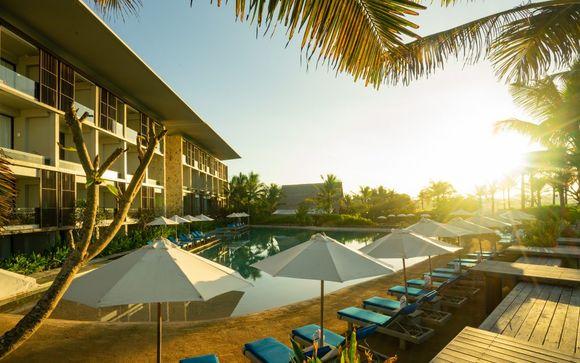 Klungkung - Wyndham Tamansari Jivva Resort 5*