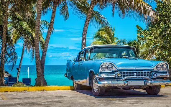 Scenari cubani autentici e relax All Inclusive in spiaggia