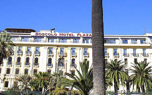 Hotel B4 Plaza Nizza 4*