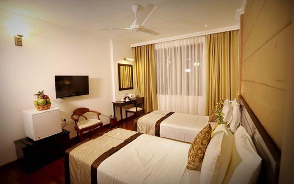 Kandy - Kandy City Hotel