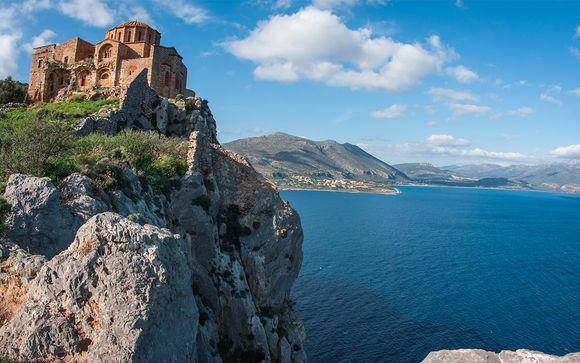 Alla scoperta del Peloponneso