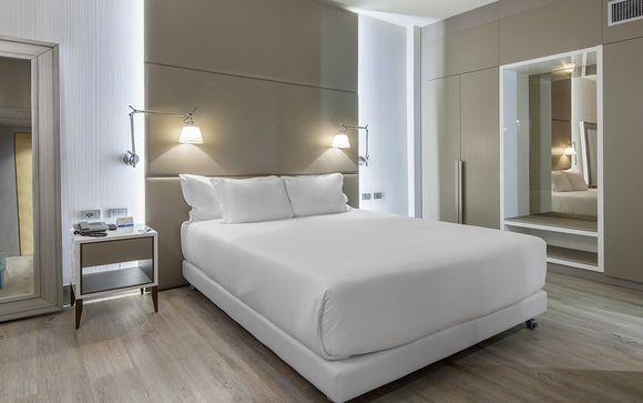 Hotel NH Milano Touring 4*