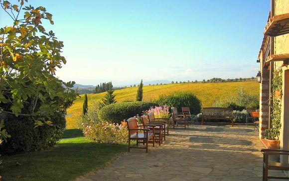 Relax in antico Borgo tra i vigneti del Chianti