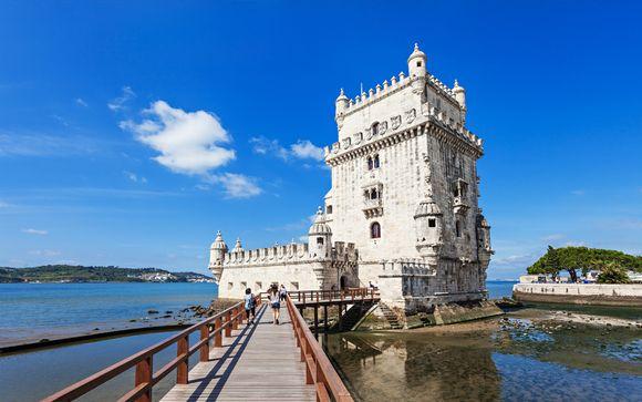Alla scoperta di Lisbona con soggiorno in elegante 4*
