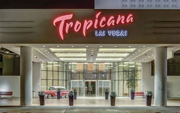 Las Vegas - Tropicana Las Vegas a DoubleTree by Hilton Hotel and Resort 4*