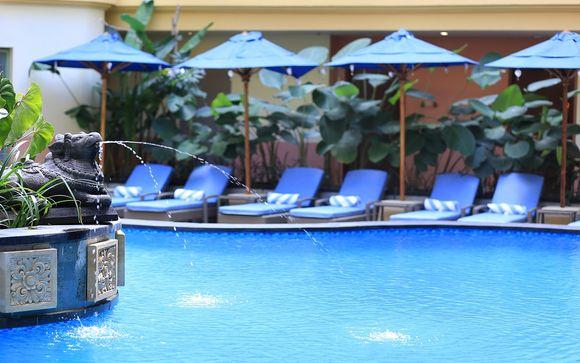 Legian -  Hotel The Camakila Legian 4*