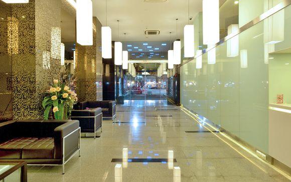 Bangkok - Hotel Royal Bangkok @ Chinatown 4*