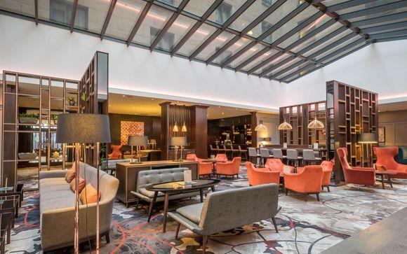 Nuovissimo hotel 4* nel centro di Dublino