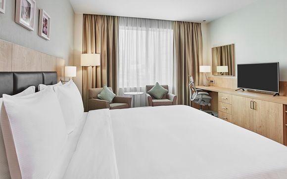 Dubai- Hilton Garden Inn Dubai Mall of Emirates 4*