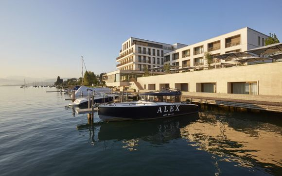 L'Hotel Alex Lake Zurich 5*