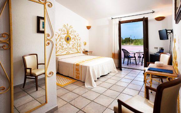 L'Hotel Airone 4*