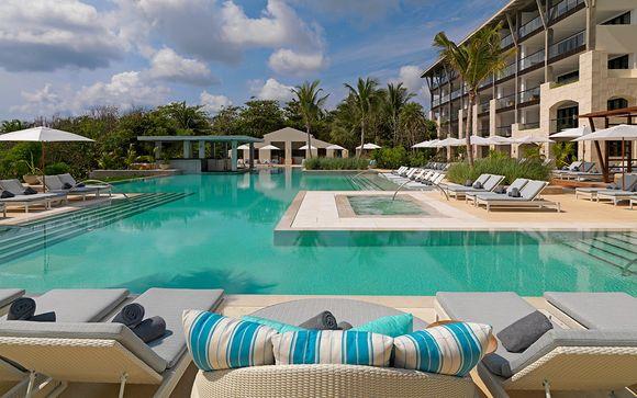 L'UNICO 20°N 87°W - Riviera Maya 5*