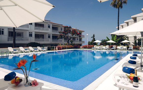 Moderno e confortevole hotel ideale per amanti dello sport