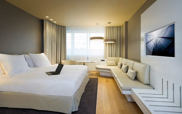L'Hotel Pullman Brussels Centre Midi 4*