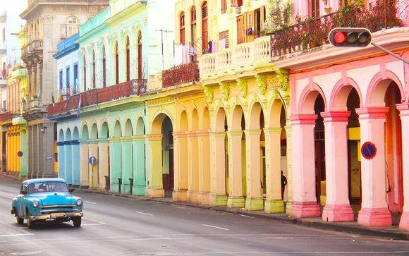 El ritmo de Cuba, L'Avana e relax All Inclusive sulla spiaggia