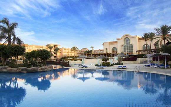 Il Pyramisa Sahl Hasheesh Resort 5*