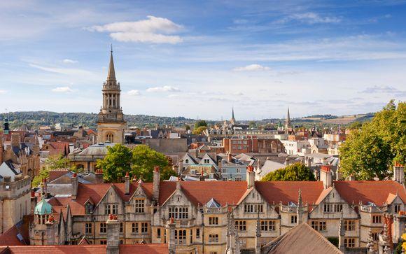 Alla scoperta di Londra e Oxford