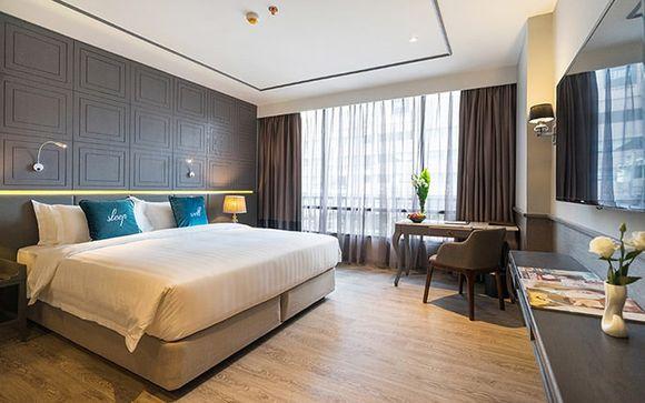 Bangkok - Well Hotel Bangkok Sukhumvit 20 4*