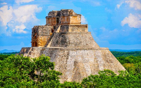 Minitour Yucatan + Barcelò Maya Grand Resort 5*