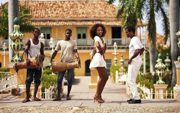 La vivacità de La Isla Grande e 5* All Inclusive sulla playa