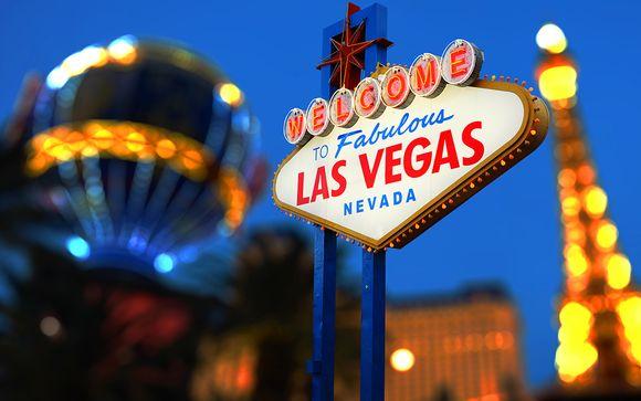Alla scoperta di New York e Las Vegas
