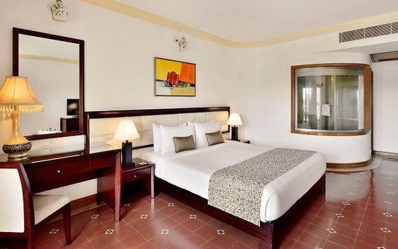 Goa - Radisson Blu Resort Goa Cavelossim Beach 5*