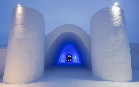 Rovaniemi - Artic Snow Hotel 4*