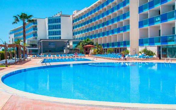 Hotel Nuba Comarruga 4*