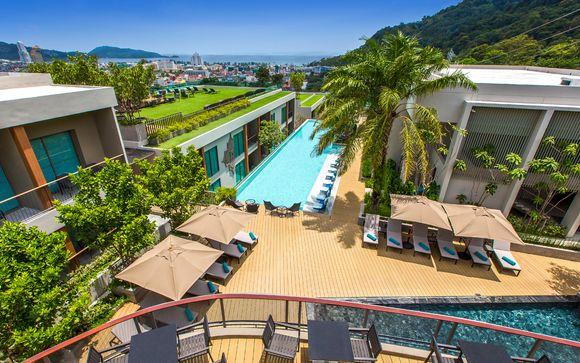 Phuket - MAI HOUSE Patong Hill 5*