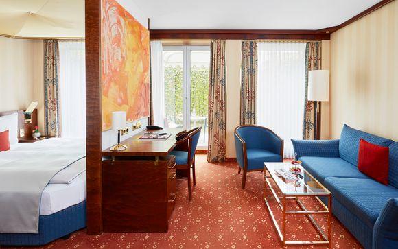 Living Hotel Kanzler 4*
