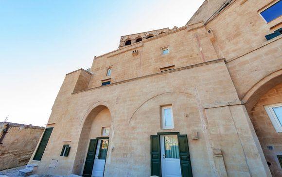 Recensioni Palazzo Del Duca Luxury Hotel Matera 4