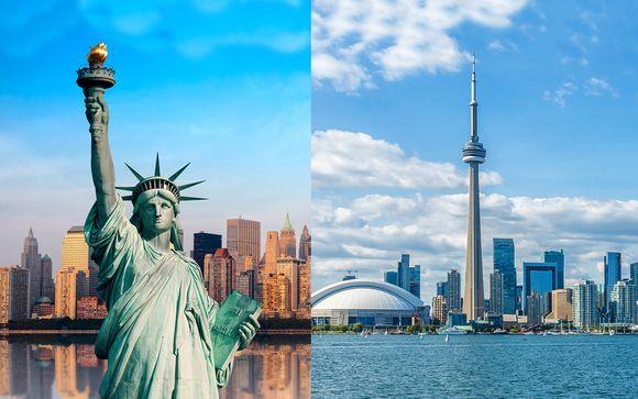 The Marmara Manhattan 4* + Chelsea Hotel Toronto 4*