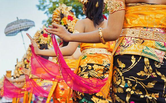 Tour privato Splendori Balinesi