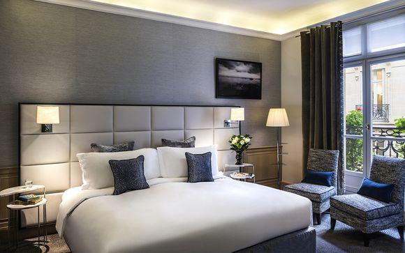 L'Hotel Sofitel Paris Baltimore Tour Eiffel 5*