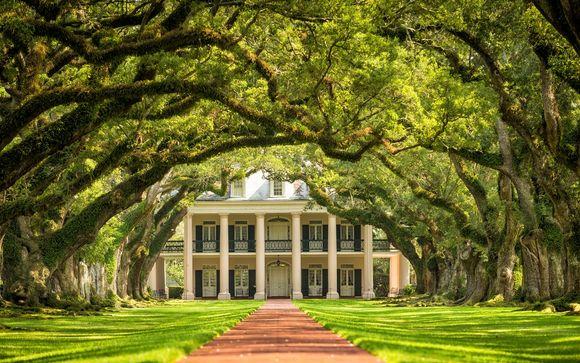 Sulle strade della Louisiana in totale libertà