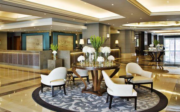 Collezione Luxury: raffinatezza e benessere in moderno 5*