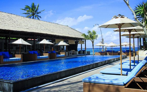 Lembongan - Lembongan Beach & Resort 5*