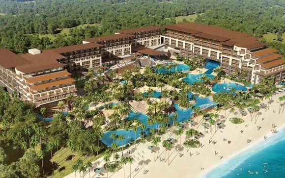 Il Now Natura Riviera Cancun 5*