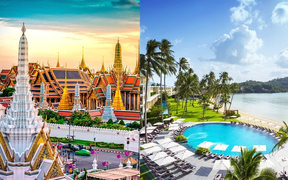 Well Hotel Bangkok Sukhumvit 20 5* + Crowne Plaza Phuket Panwa 5*