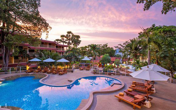 Phuket - Chanalai Flora hotel o similare