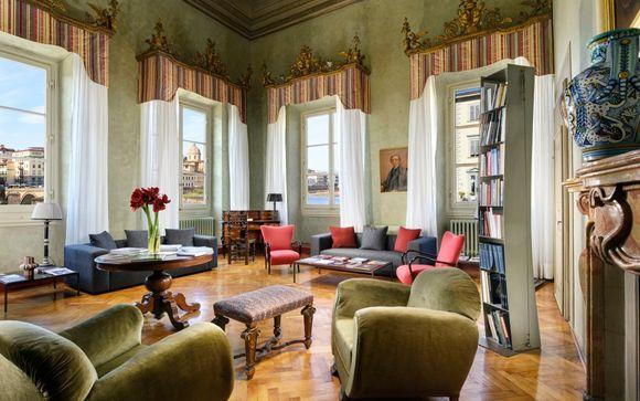Leone Blu Suites | UNA Esperienze