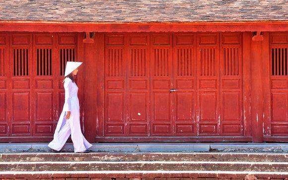 Tour privato del Vietnam da Hanoi a Ho Chi Minh