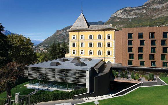 Parc Hotel Billia - Saint-Vincent 4*
