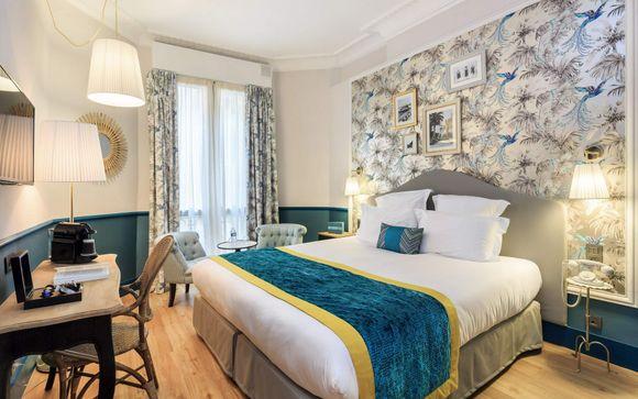 Nizza, soggiorno chic in Villa d'ispirazione Belle Epoque