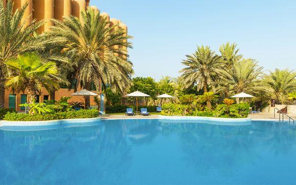 Sheraton Abu Dhabi Hotel & Resort 5*